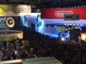 Visitors to E3 Gaming Expo check out the gaming and showcase floor