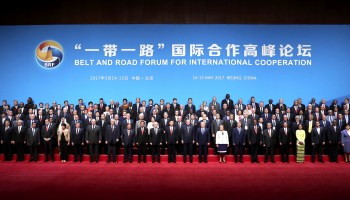 A Project of the Century: Xi Jinping's Belt and Road Forum gets underway