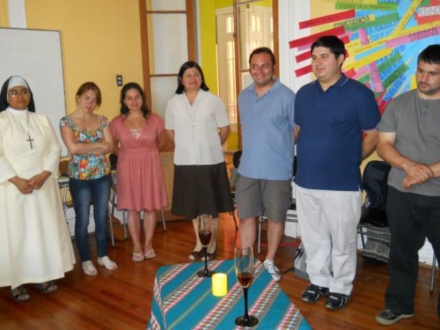 CURSO DE ANIMADORES DE COMUNIDADES Y GRUPOS JUVENILES