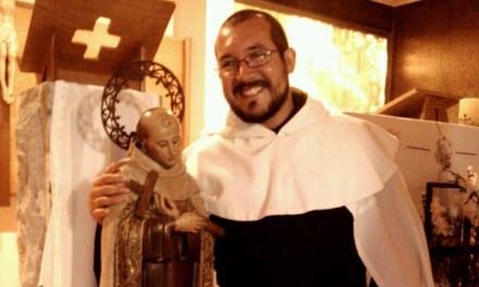 PROFESIÓN DE FRAY PATRICIO DEL NIÑO JESÚS, OCD