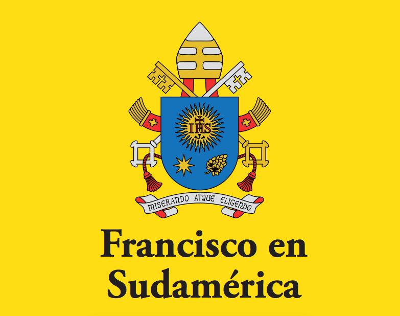 FRANCISCO EN SUDAMÉRICA