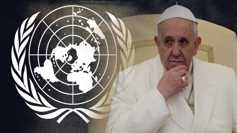 LA DENUNCIA DEL PAPA ANTE LA O.N.U.