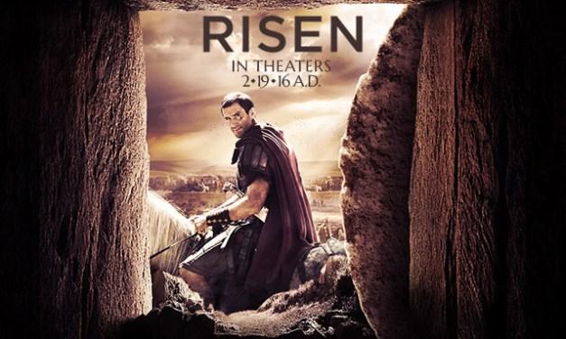 RISEN: LA PELICULA SOBRE LA RESURRECIÓN