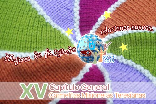 XV CAPÍTULO GENERAL CMT