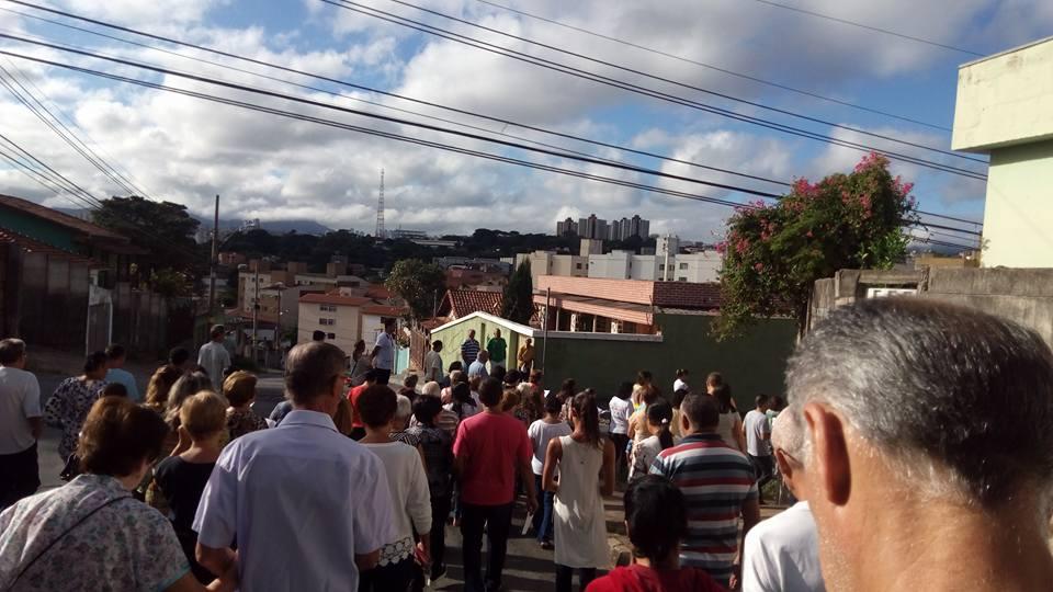 VIA CRUCIS EN BELO HORIZONTE