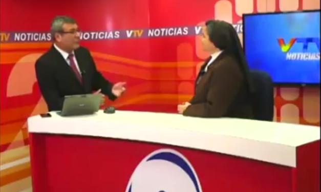 ESTREVISTA A HNA. Mª SOLEDAD Y EL SANTUARIO DE AUCO