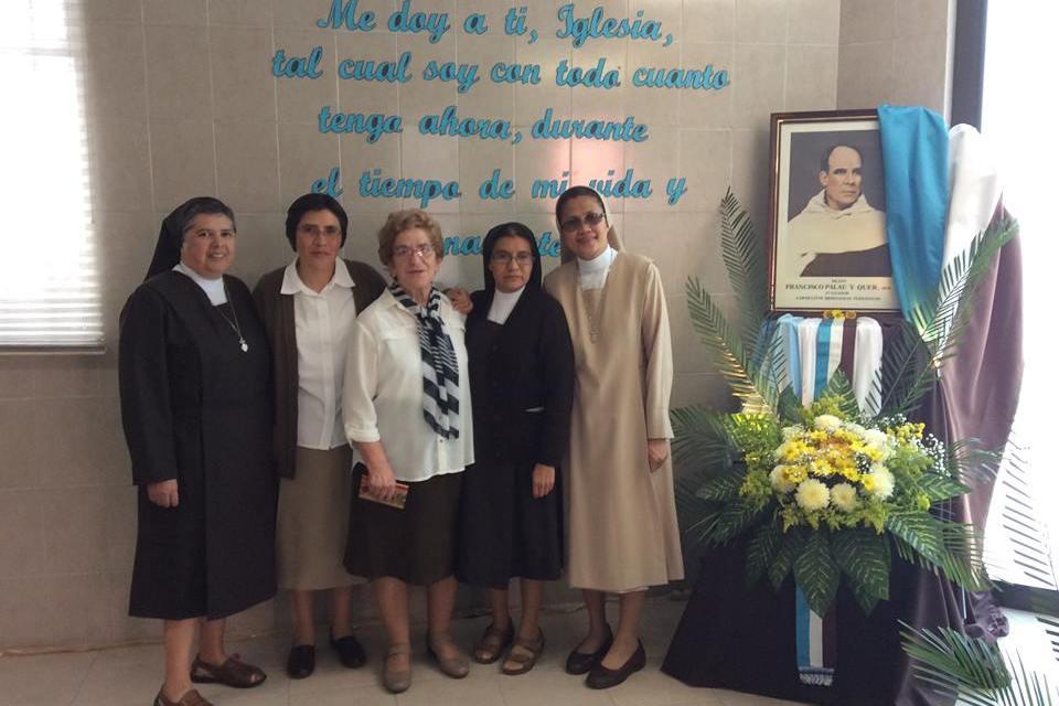 50 AÑOS DE VIDA RELIGIOSA DE LA HNA. MARÍA VICTORIA ESCANDELL
