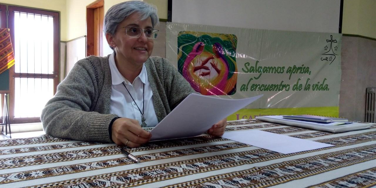 """MENSAJE DE APERTURA DEL I CAPITULO PROVINCIA """"VIRGEN DE GUADALUPE"""""""