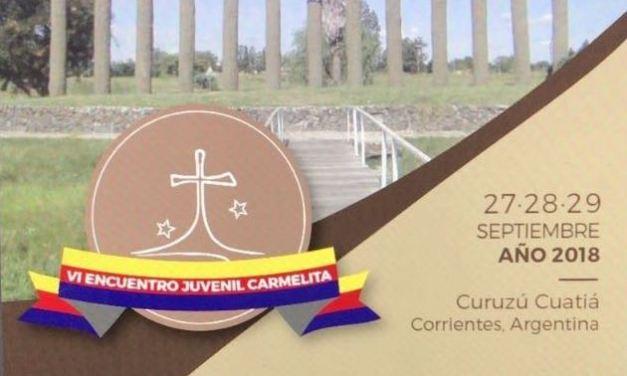 ENCUENTRO DE JÓVENES PALAUTIANOS EN CURUZÚ-CUATIÁ