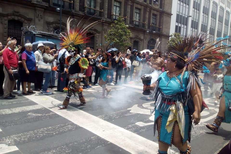 JORNADA DE VISIBILIZACIÓN DE LOS PUEBLOS INDÍGENAS