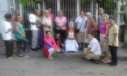 NOVENA A LA VIRGEN DE COROMOTO EN CARACAS