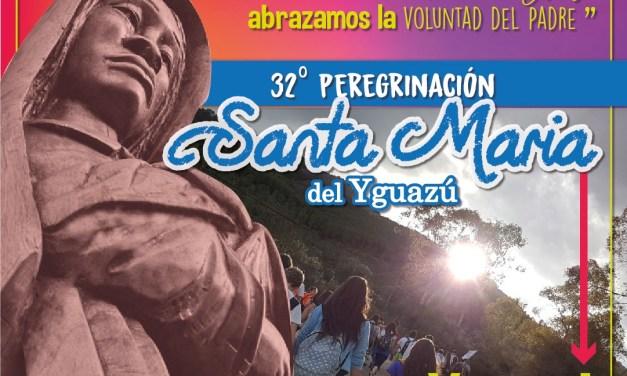 Peregrinación Juvenil al Santuario de Santa María del Yguasu