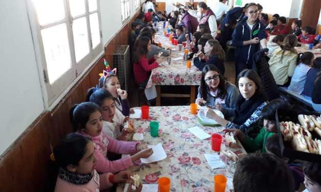Misión en EL Distrito El Sosneado de San Rafael