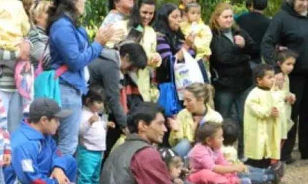 Celebrando a Nuestro Señora del Carmen crecemos en Solidaridad