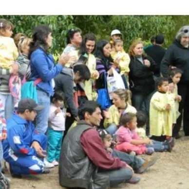 Familias del CAIF