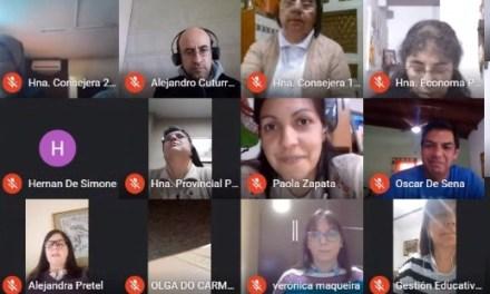 ENCUENTRO AMPLIADO DEL EQUIPO DE GESTION EDUCATIVA