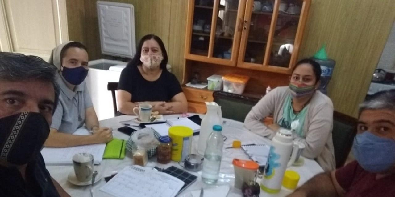 INICIO DE AÑO EN EL COLEGIO DE CATAMARCA