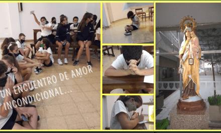 DE CUARESMA A PASCUA: COLEGIO DEL CARMEN – SAN RAFAEL
