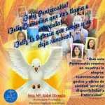 SALUDO DE LA ANIMADORA PROVINCIAL: ¡FELIZ PENTECOSTÉS!