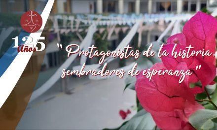 HNA. ALCIRA BLANCO: 125 AÑOS DE CMT EN GOYA
