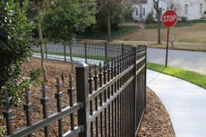 wrought iron fences Johns Creek Georgia, fence company Johns Creek