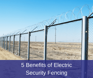 Electric Security Fencing | America Fence