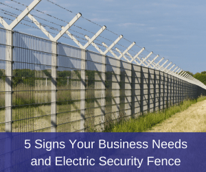 Electric Security Fence | America Fence