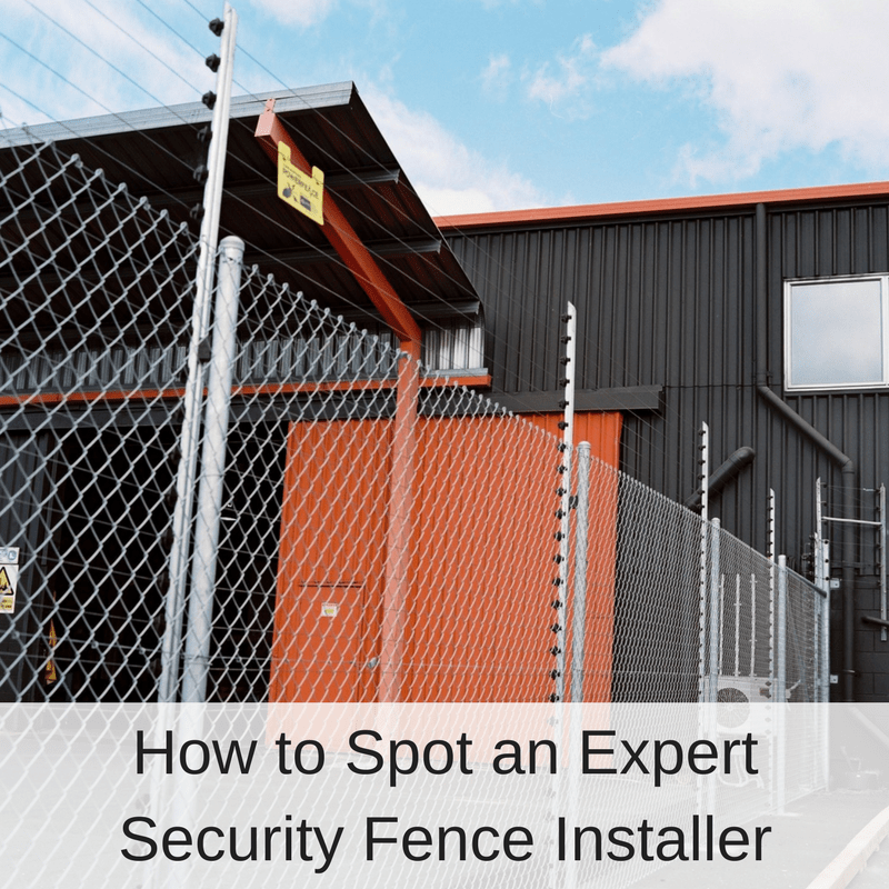 Commercial Security Fence | America Fence