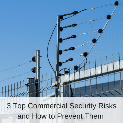 Electric Perimeter Security Fence | America Fence