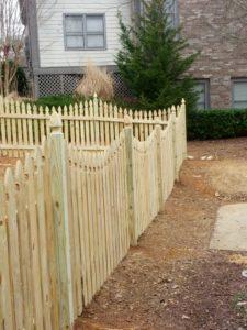 wood fences Buford, wood fences Suwanee Georgia