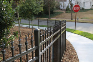 wrought iron fences Johns Creek Georgia, fence company Johns Creek