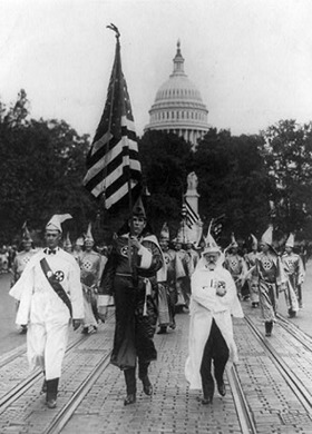 Image result for 1920's kkk primary source