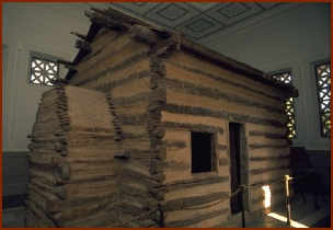 Cabin (courtesy of National ParkService)