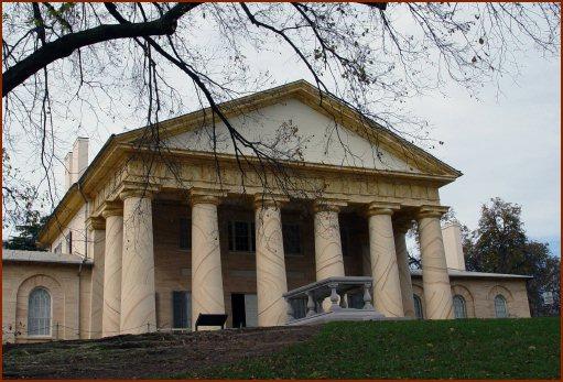 Arlington House — public domain photo courtesy of the National ParkService