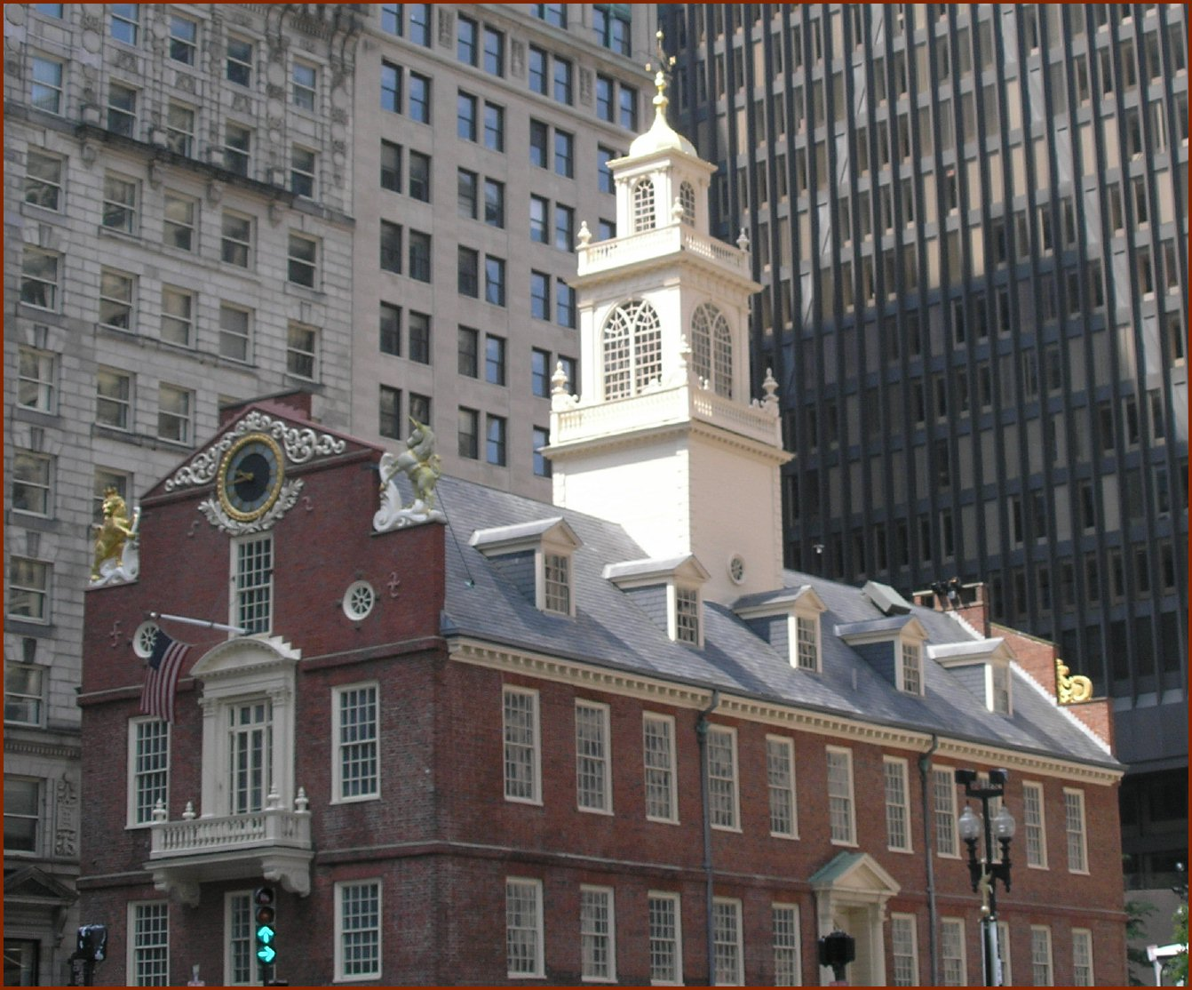 Old State House — © 2008 America InContext