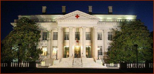 Red Cross Headquarters -- Public Domain Photo Courtesy of Wikipedia