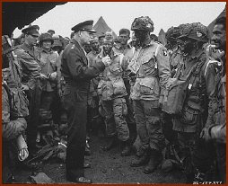 Ike and 101st Airborne