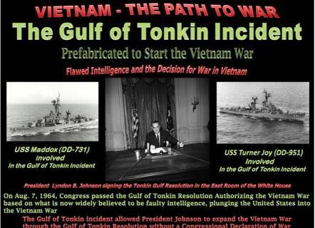 gulf of tonkin