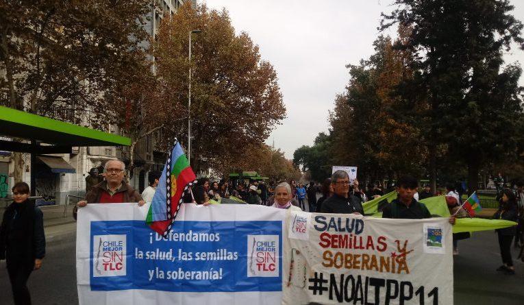 El TPP es una bomba de tiempo para la Nueva Constitución