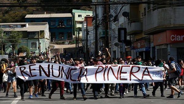 COP25: rechazan la presidencia de Sebastián Piñera