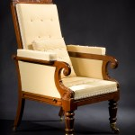 Classical Mechanical Easy Chair
