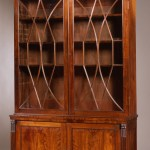 Federal Sheraton Bookcase