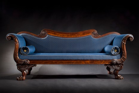 Grecian Sofa by Isaac Vose