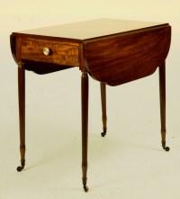 Sheraton Pembroke Table by Duncan Phyfe