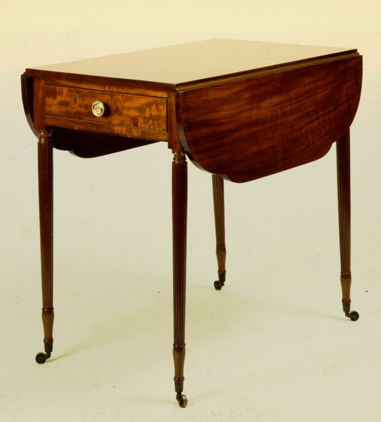 Sheraton Pembroke Table by Duncan Phyfe