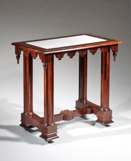 Transitional Gothic Table by James H. Mills