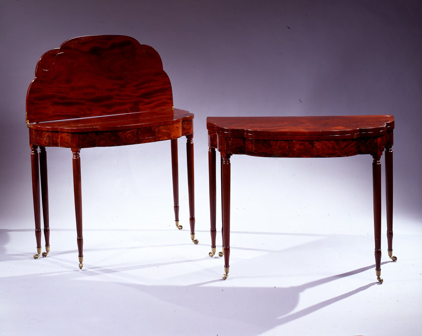 T-Cd-Pair of NY Federal Games Tables