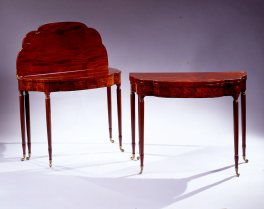 Pair of Federal Games Tables