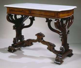 Rosewood Occasional Table by J. & J.W. Meeks