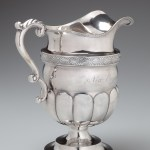 Silver Presentation Pitcher by Farnum & Ward